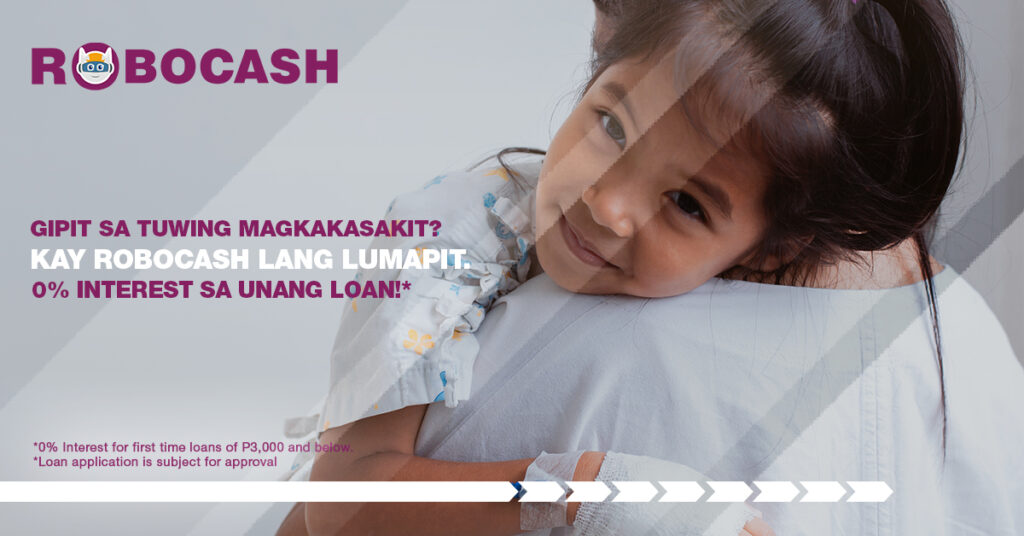 Robocash: Instant Online Loans up to PHP 10000 in Philippines